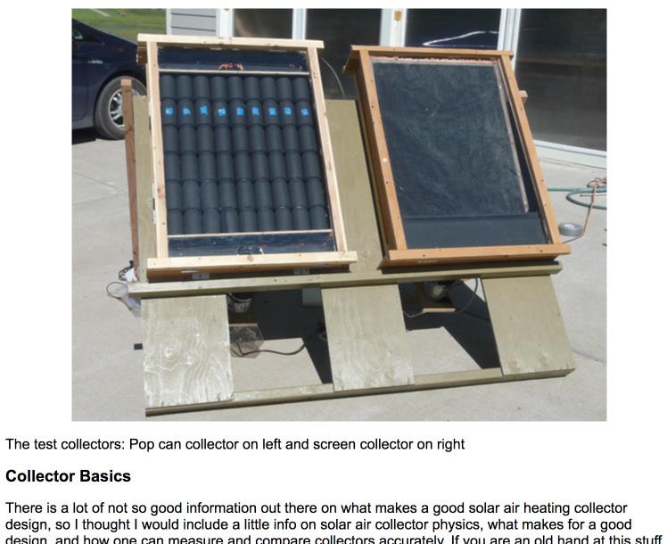 エアコンレベルの非電化暖房! ソーラーウォールを作る!