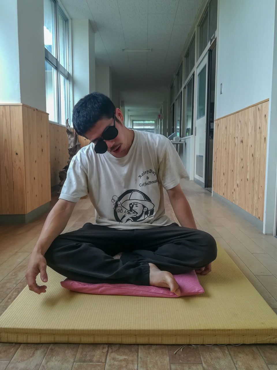 ヴィパッサナー瞑想体験記