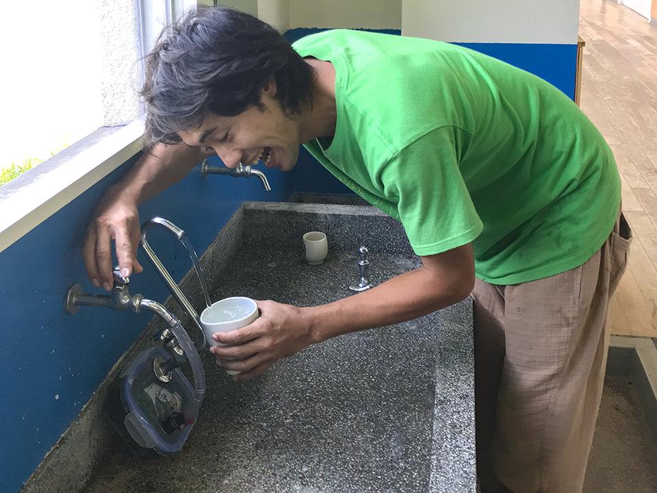 1000円の自作浄水器で美味しく水を飲んじゃうぞ! 01