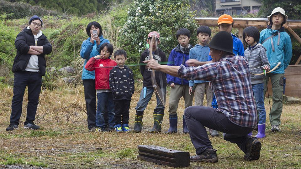 [ダイラボ1週間キャンプのご報告] さつきやま森の学び舎・ようちえん様