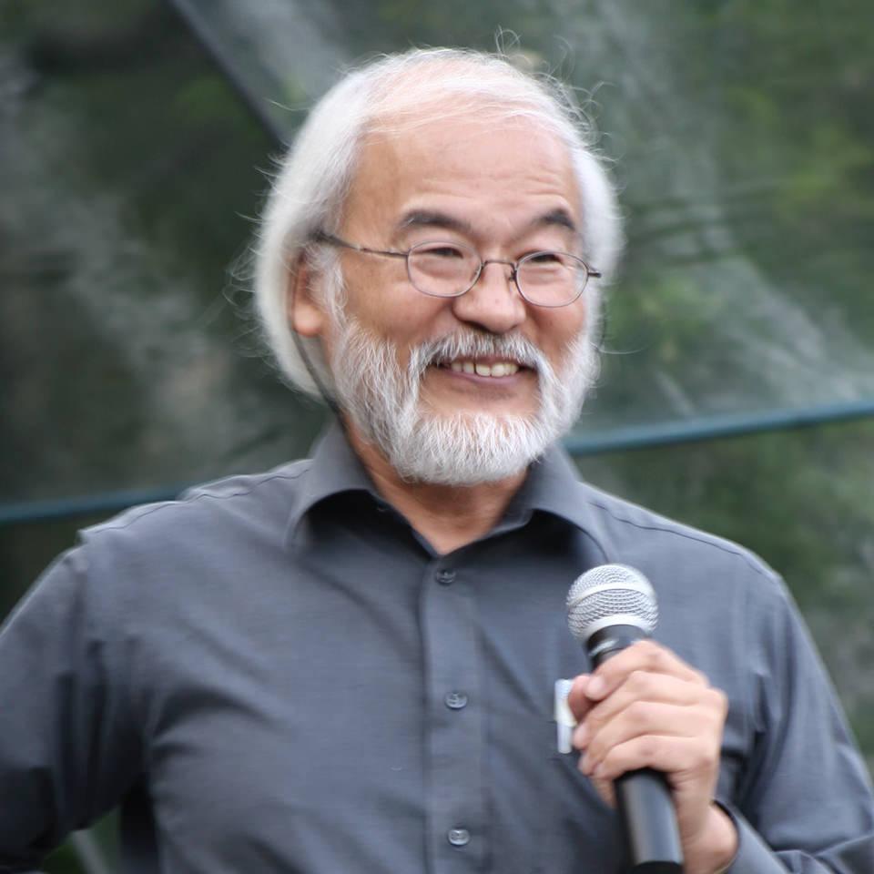 2006年の藤村靖之博士