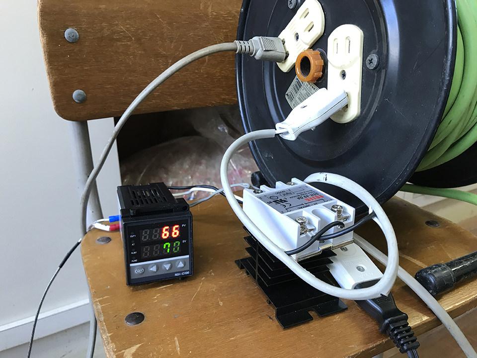 温度制御モジュール