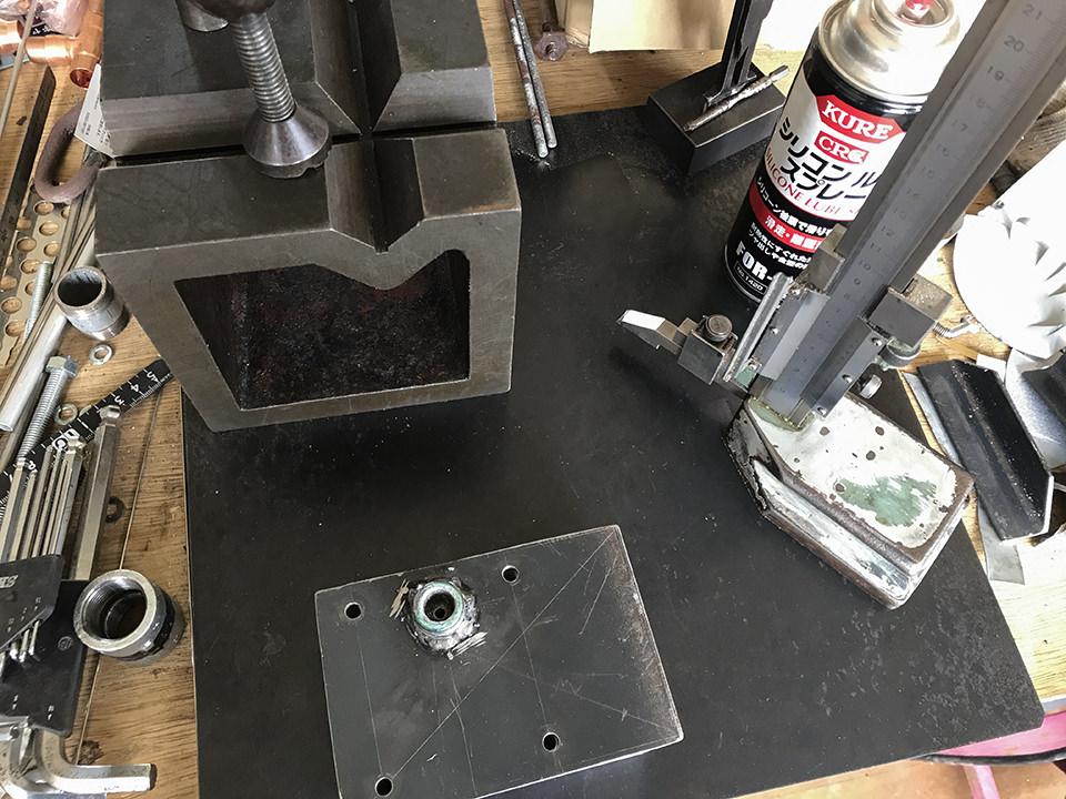 精密測定道具、定盤、ハイトゲージ、マスブロック